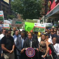 Supermarket Association, Residents And Electeds Decry Closing Of City Fresh Market In Harlem