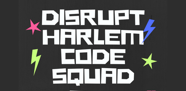 disrupt in harlem