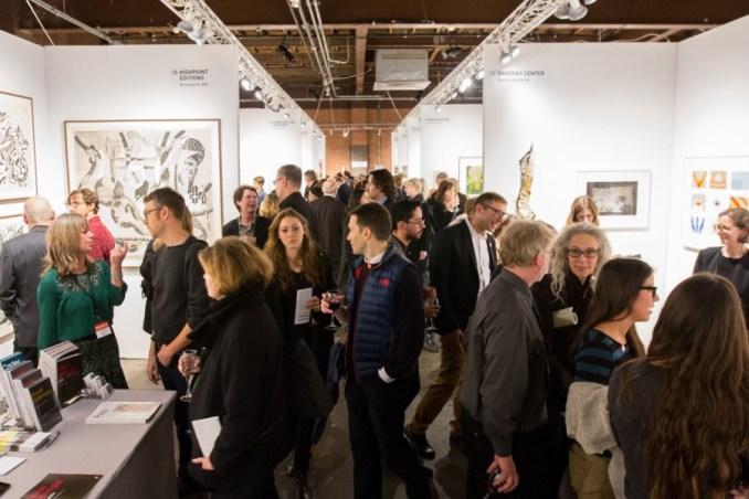 Editions/Artists' Books Fair (Nov. 3-6) Announces 2016 Exhibitors