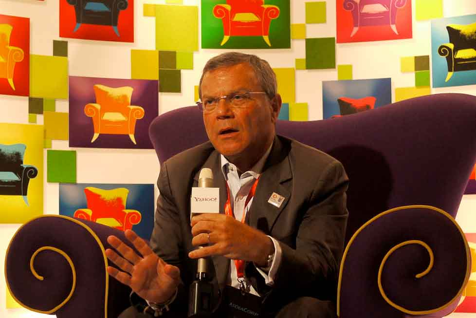 Sir Martin Sorrell worked in Harlesden