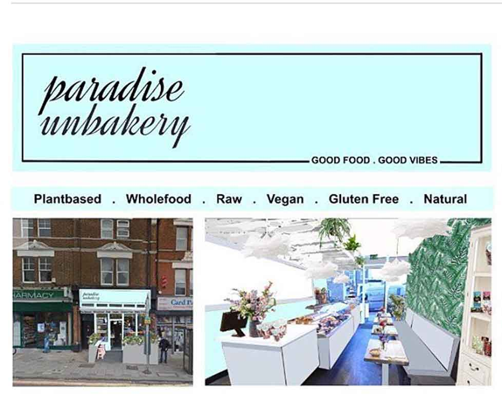 Kensal Rise vegan cafe closes new one opens up