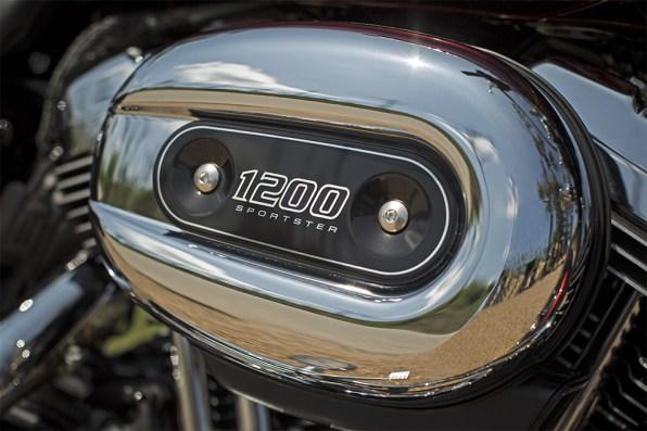 Motocykel Harley-Davidson Sportster® Superlow 1200T
