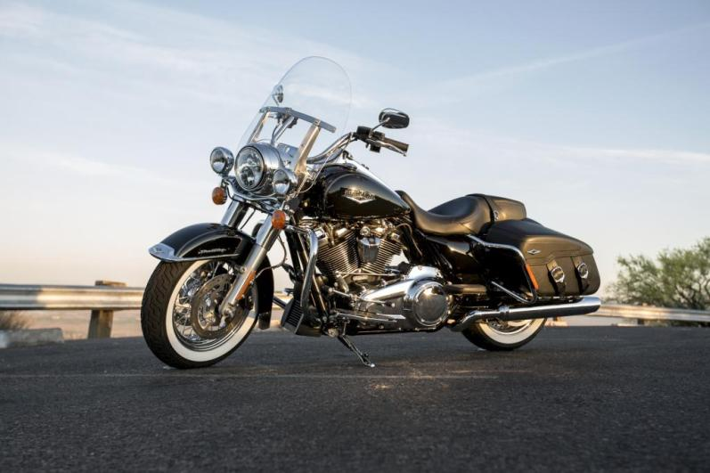 Motocykel Harley-Davidson Road King Classic
