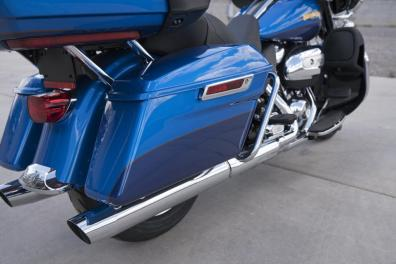 Motocykel Harley-Davidson Electra Glide Ultra Limited