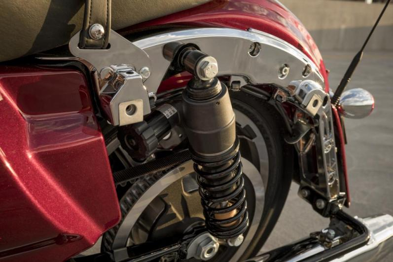 Motocykel Harley-Davidson Street Glide Special