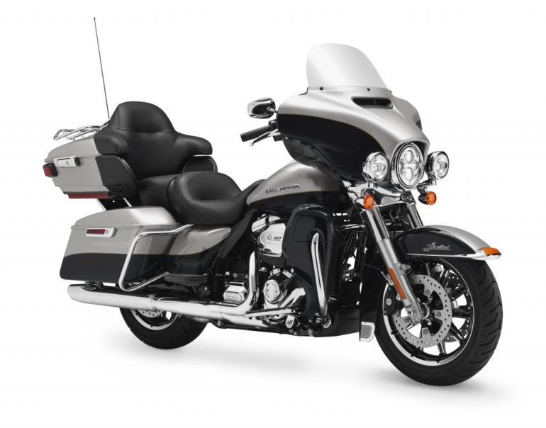 Motocykel Harley-Davidson touring Ultra Limited 2018