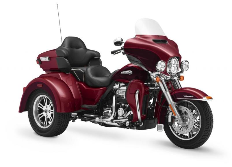 Trojkolka Harley-Davidson Tri Glide Ultra