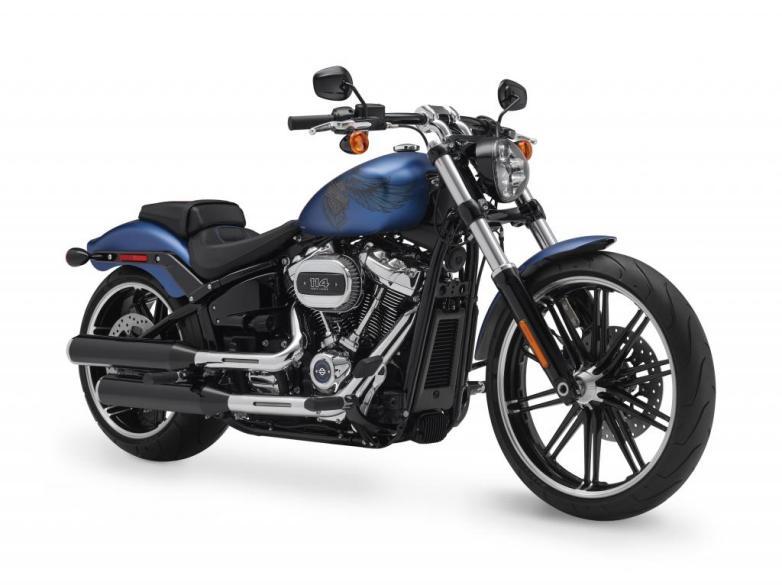 Motocykel Harley-Davidson Softail Breakout výročný 2018