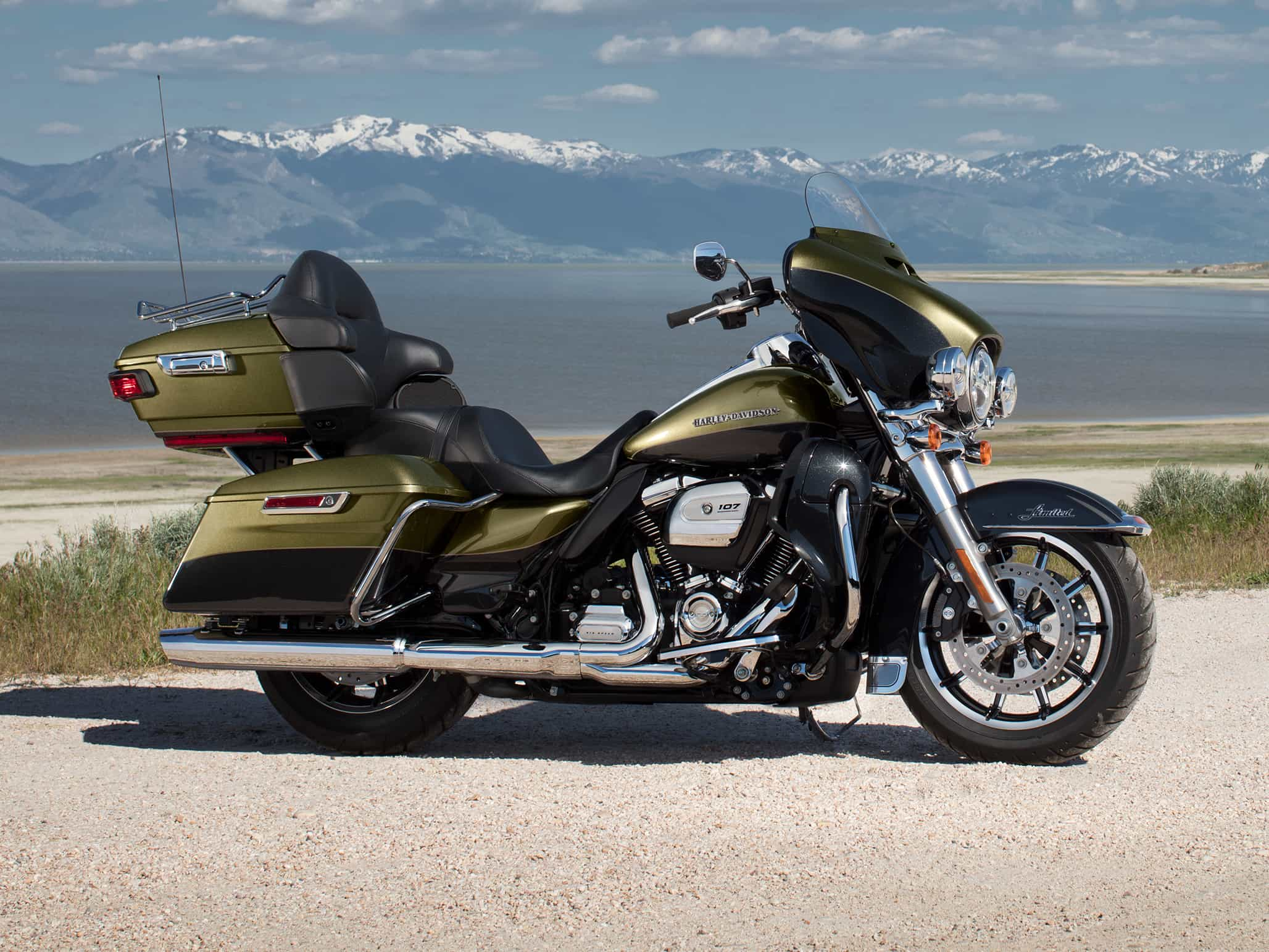 Harley Davidson Touring With 2018 Ultra Limited Low Harley Davidson Usa