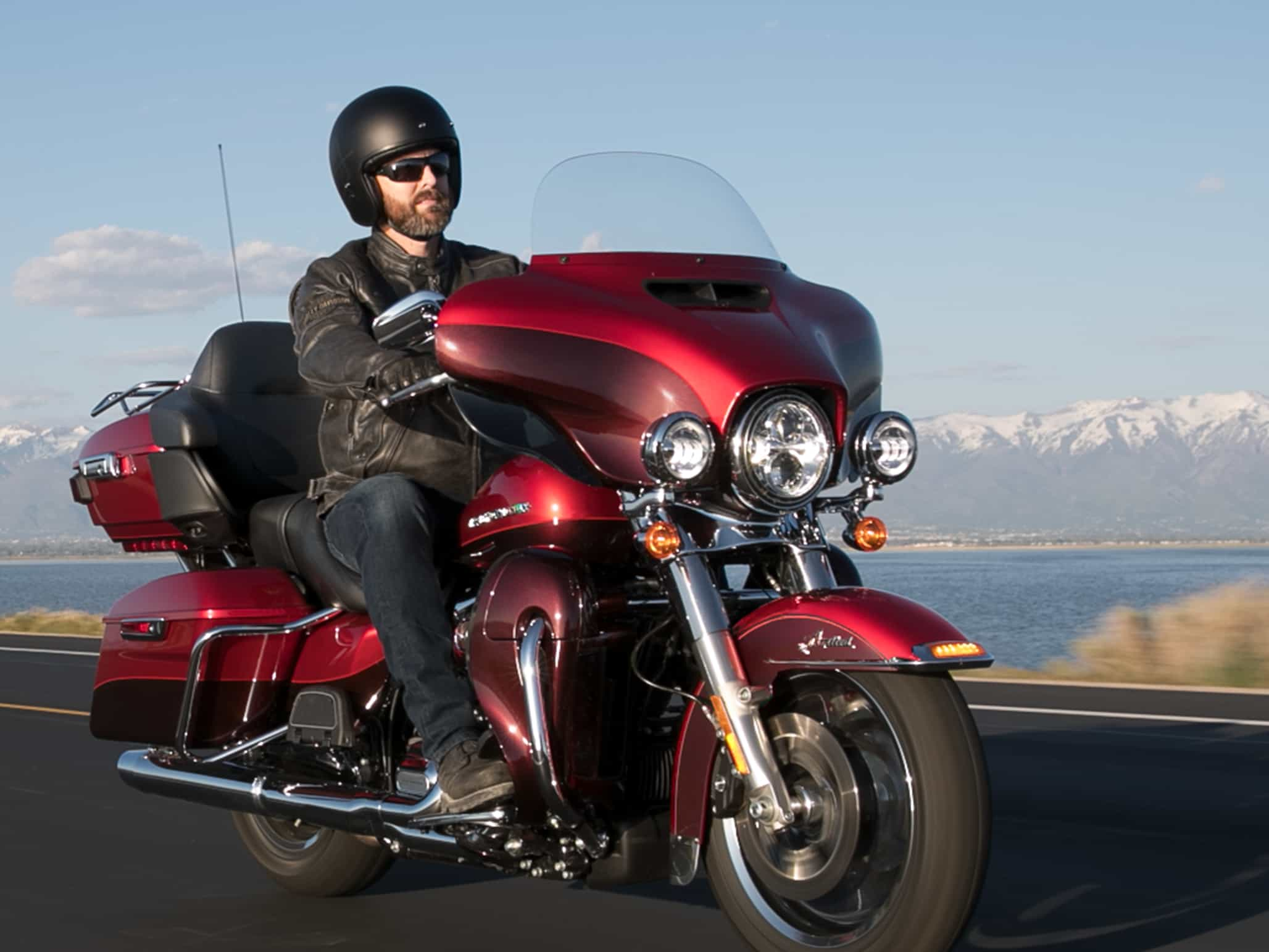 Harley Davidson Touring With 2018 Ultra Limited Harley Davidson Usa