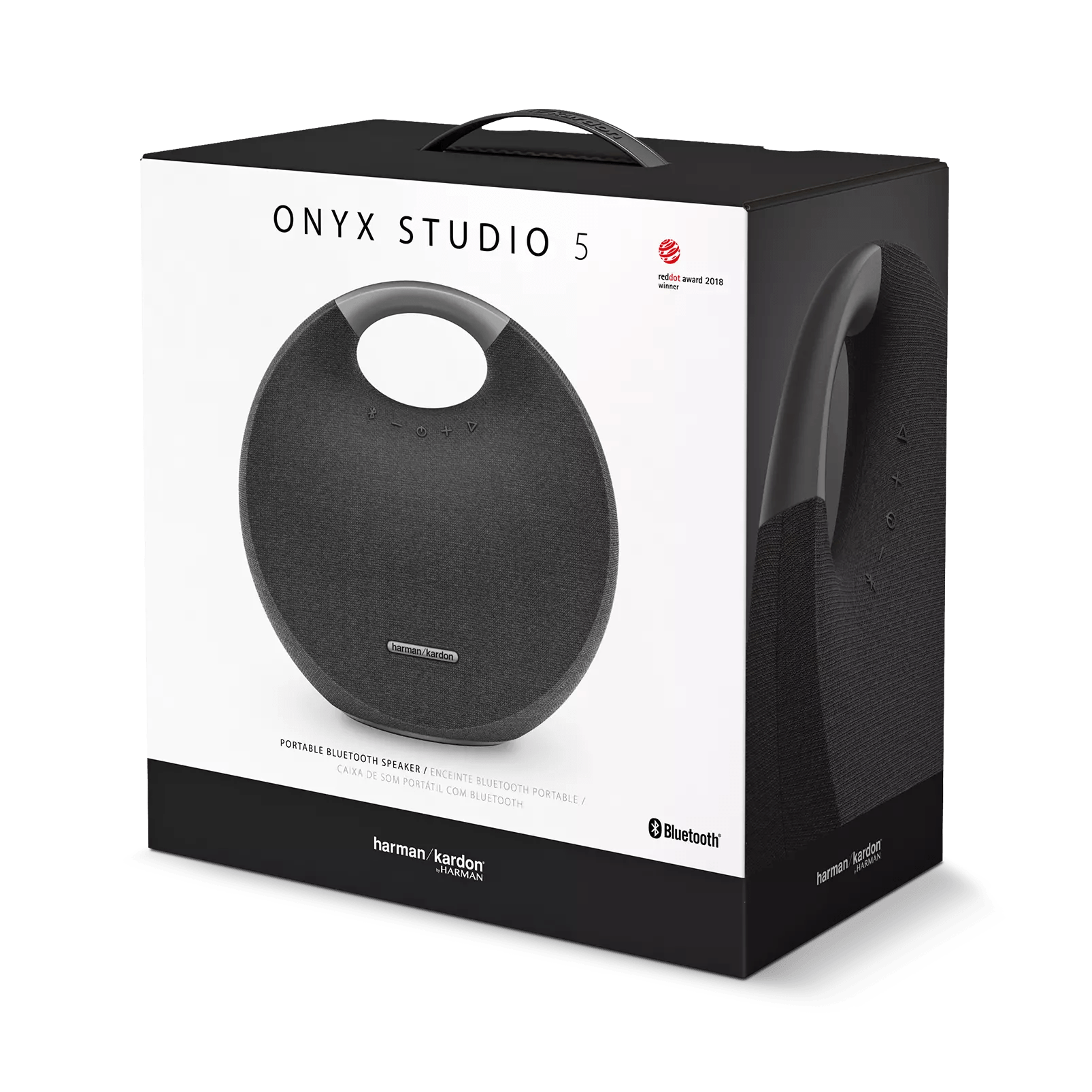 Box Bluetooth Onyx Studio 5