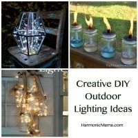Outdoor Lighting Ideas Diy - Bestsciaticatreatments.com