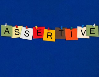 Assertive - confidence and body language skills in business, int