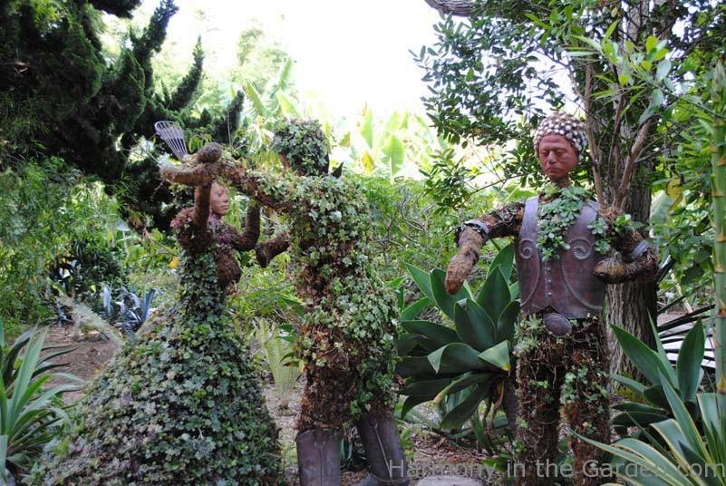 Garden Designers Roundtable Sculpture In The Garden Harmony In The