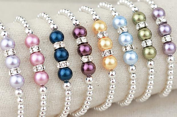 Heads Up See The Swarovski Pearl Colors That Are Being
