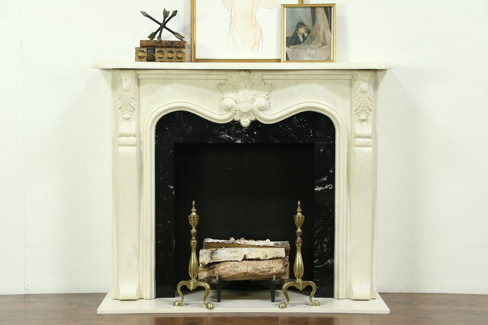 Marble Fireplaces Ideas Faux Marble Fireplace Surrounds Fireplace Ideas