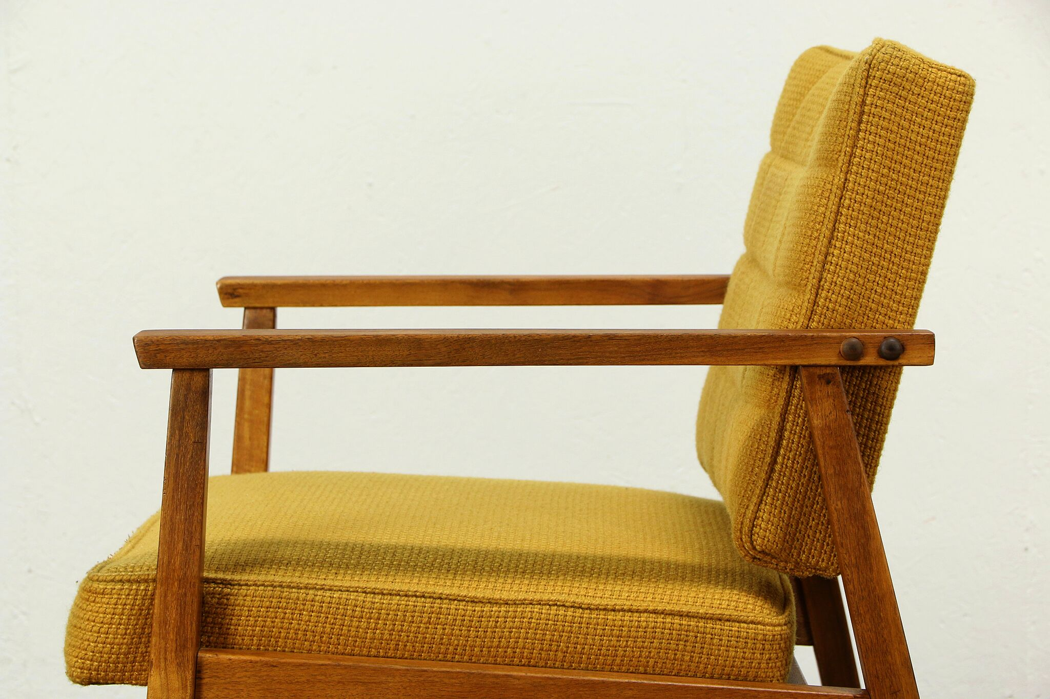 Sold Pair Of Midcentury Modern 1960 Vintage Chairs Nightingale Toronto 35354 Harp Gallery Antiques Furniture