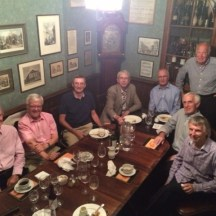 Reunion lunch July 2015