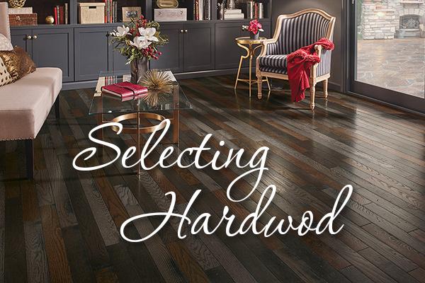 Selecting Hardwood From Abbey Carpet Floor Harrisburg