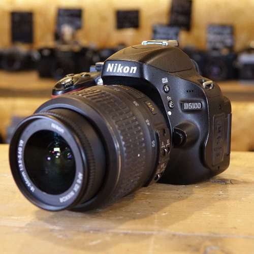 Medium Of Nikon D5100 Manual
