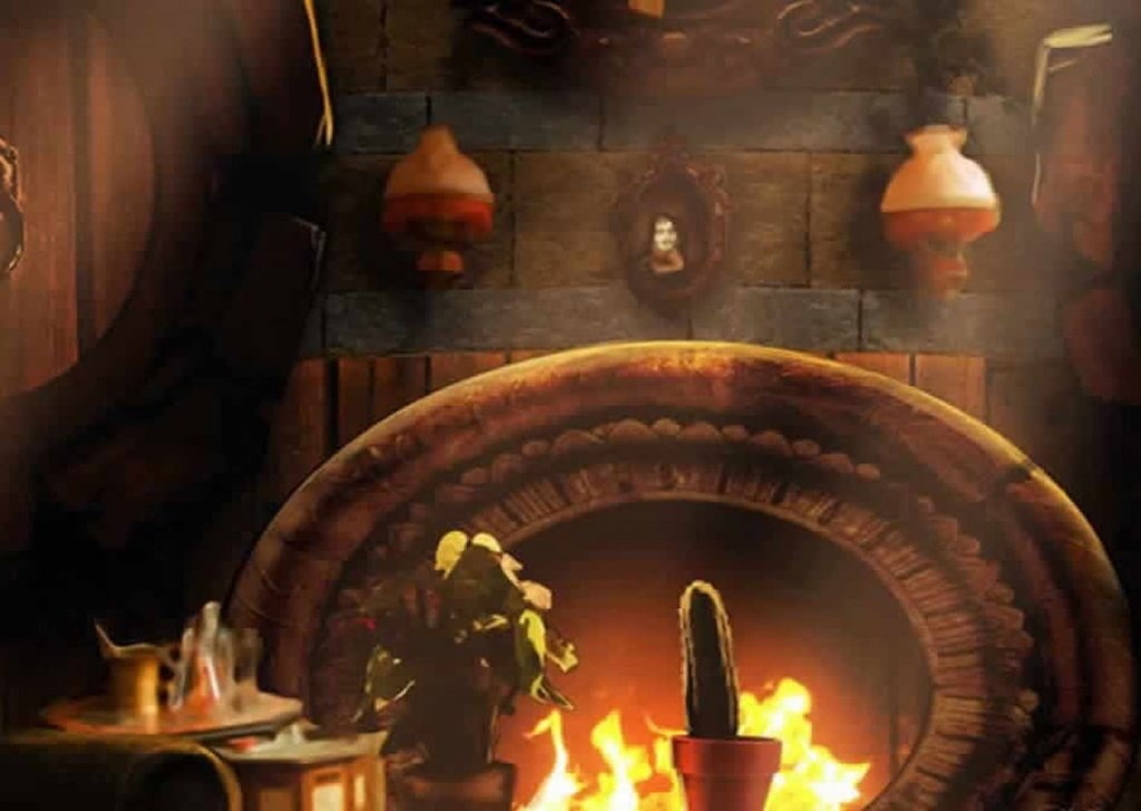 Doctor Who Animated Wallpaper A Late Evening In The Hufflepuff Common Room Audio Atmosphere