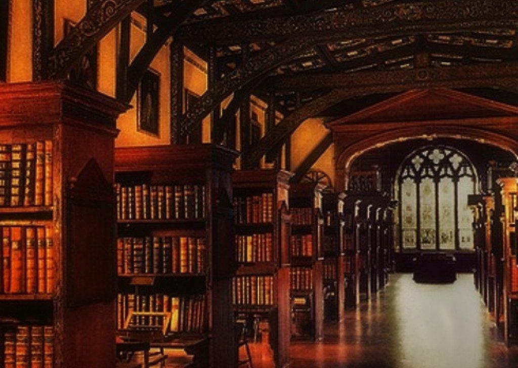 Wallpaper Hd Star Wars Hogwarts Library Rainy Day Audio Atmosphere