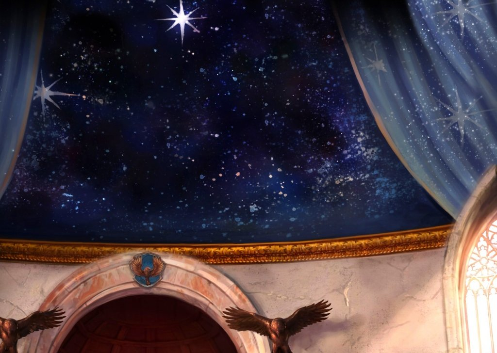 Wallpaper Hd Lord Of The Rings Ravenclaw Common Room Reg Audio Atmosphere