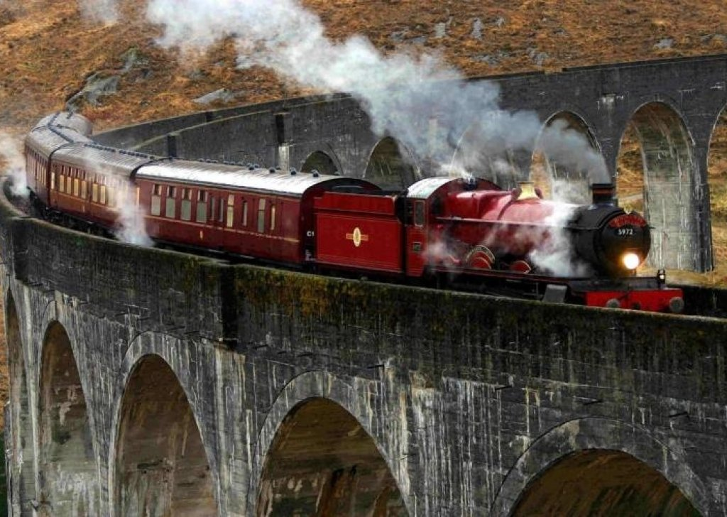 Anime Mix Wallpaper The Hogwarts Express Audio Atmosphere