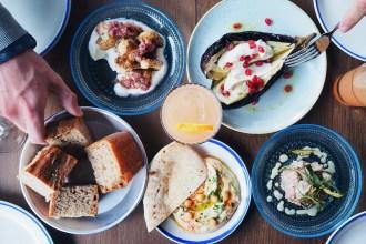 Gran Café Lochergut Zürich - Orientalischer Soulfood