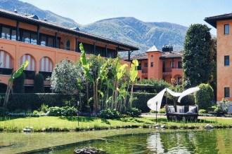 Giardino Ascona Tessin