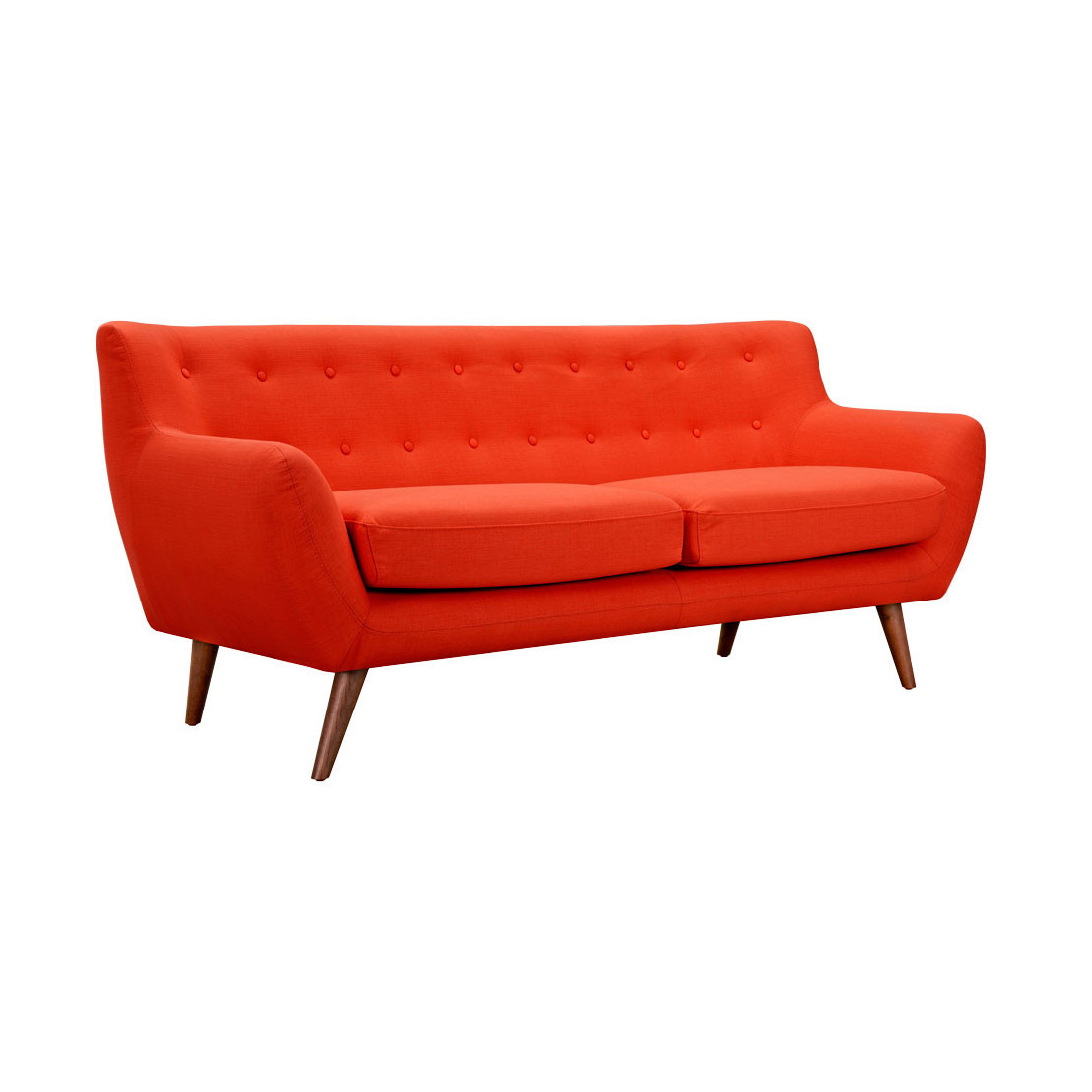 Sofa Orange Olson Sofa In Orange Harry 39s Used Furniture