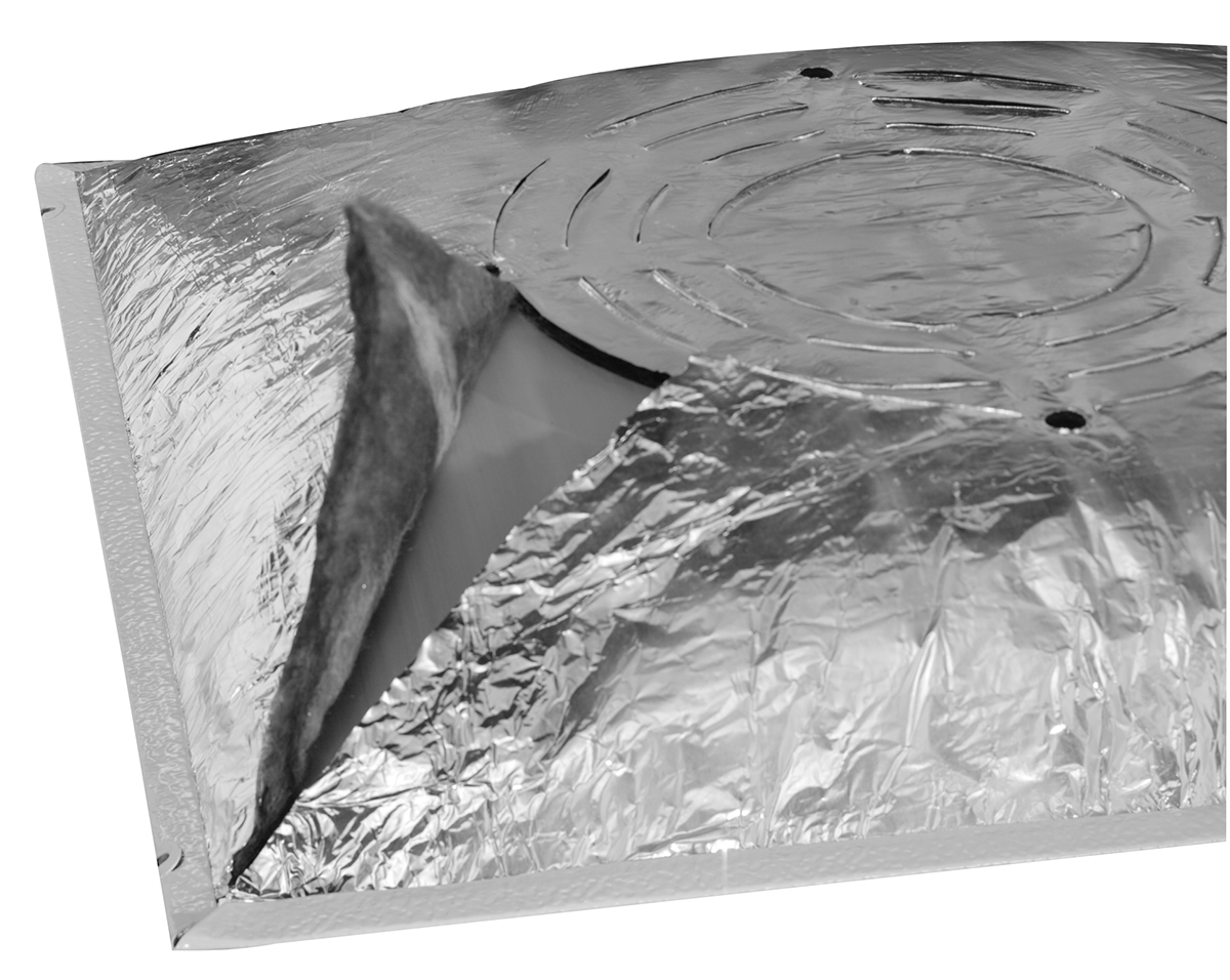 Foil Insulation Blanket 444 Aluminum Renovator Series Diffuser 1 2 3 Or 4 Way Or 2
