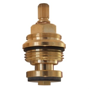 """Compression wind down washer tap valve -3/4"""" size"""
