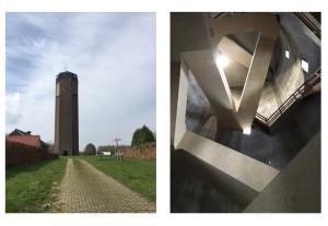 trap watertoren