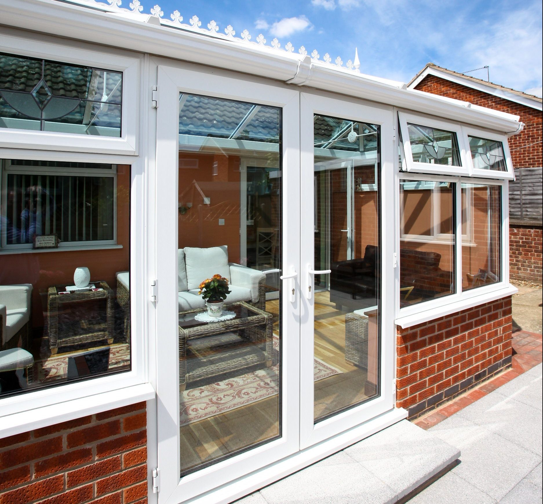 French Doors Prices Upvc French Doors Fleet External French Door Prices