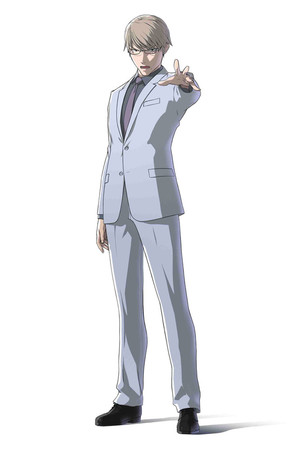 Ajin TV Anime Character design 4