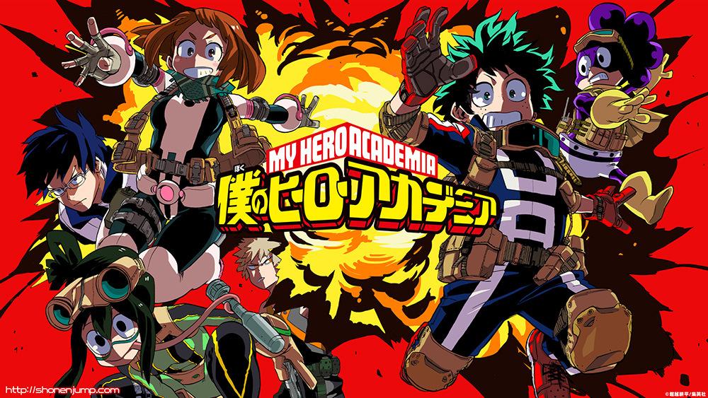 Boku-no-Hero-Academia-Manga-Visual