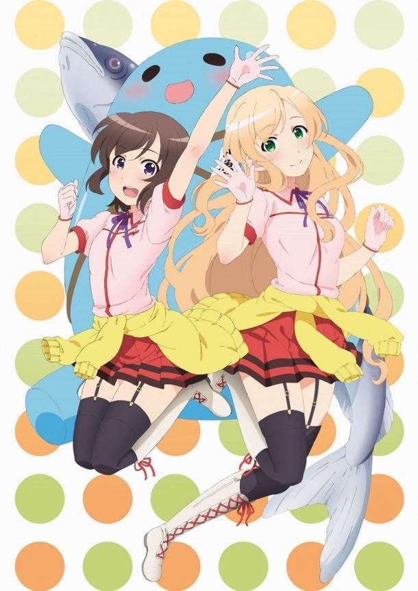 Futsuu no Joshikousei ga Locodol Yatte Mita. 1st Key Visual Anime Trending Rankings of Summer 2014   Week 1