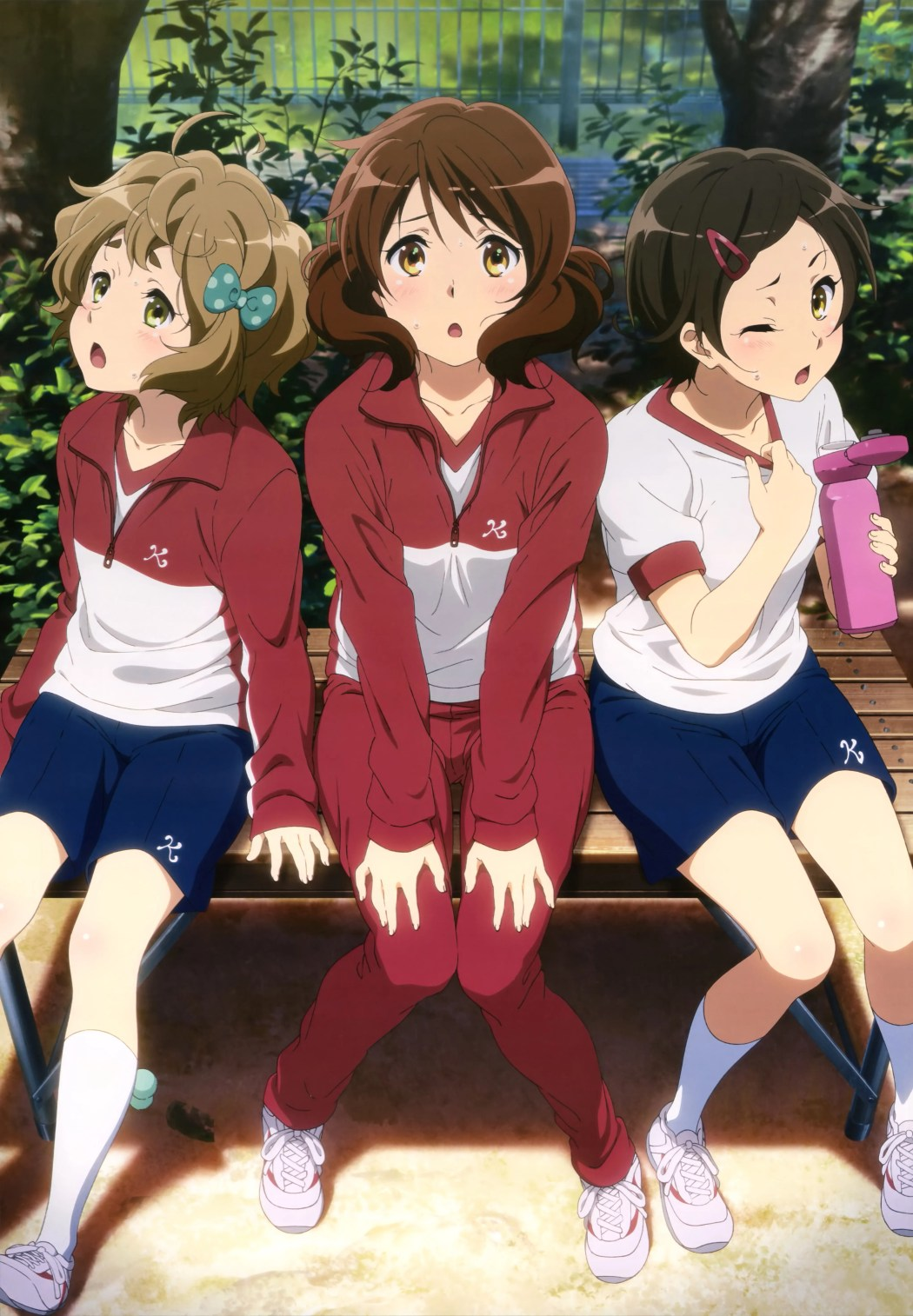 NyanType Magazine June 2015 anime posters hibike! euphonium