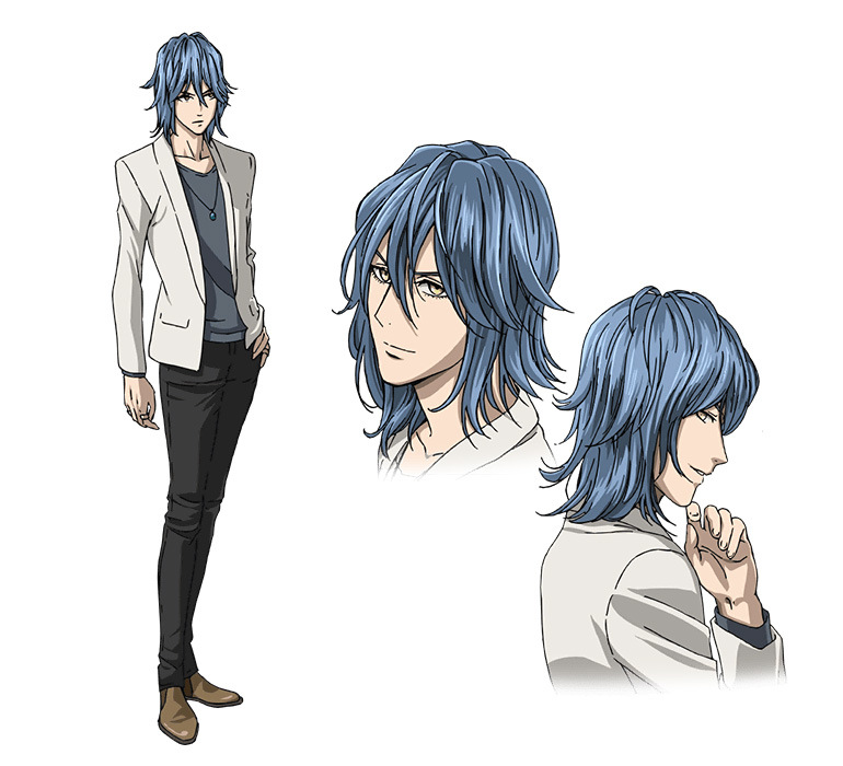 One-Punch-Man-Anime-Character-Designs-Handsome-Kamen-Amai-Mask