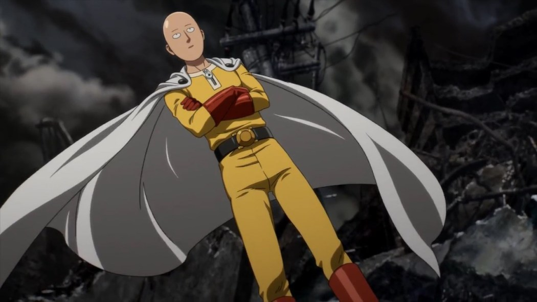One Punch Man to be animated by madhouse promotional video 07