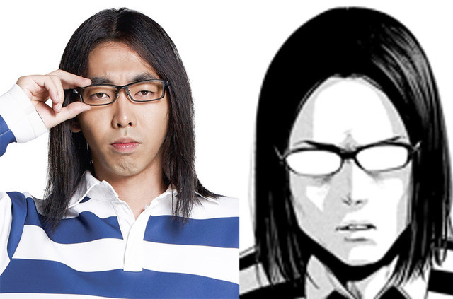 Prison School Live-Action Drama cast 2