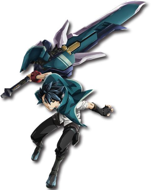 god eater anime character design renka utsugi