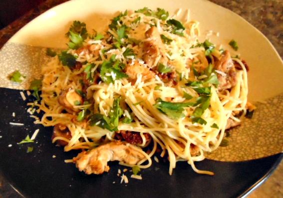 Wild Turkey Summer Pasta
