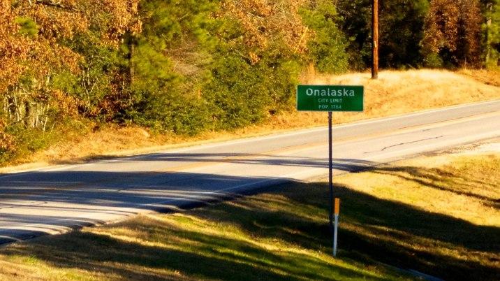 Naming your city Onalaska doesn't make Texas any bigger, people.