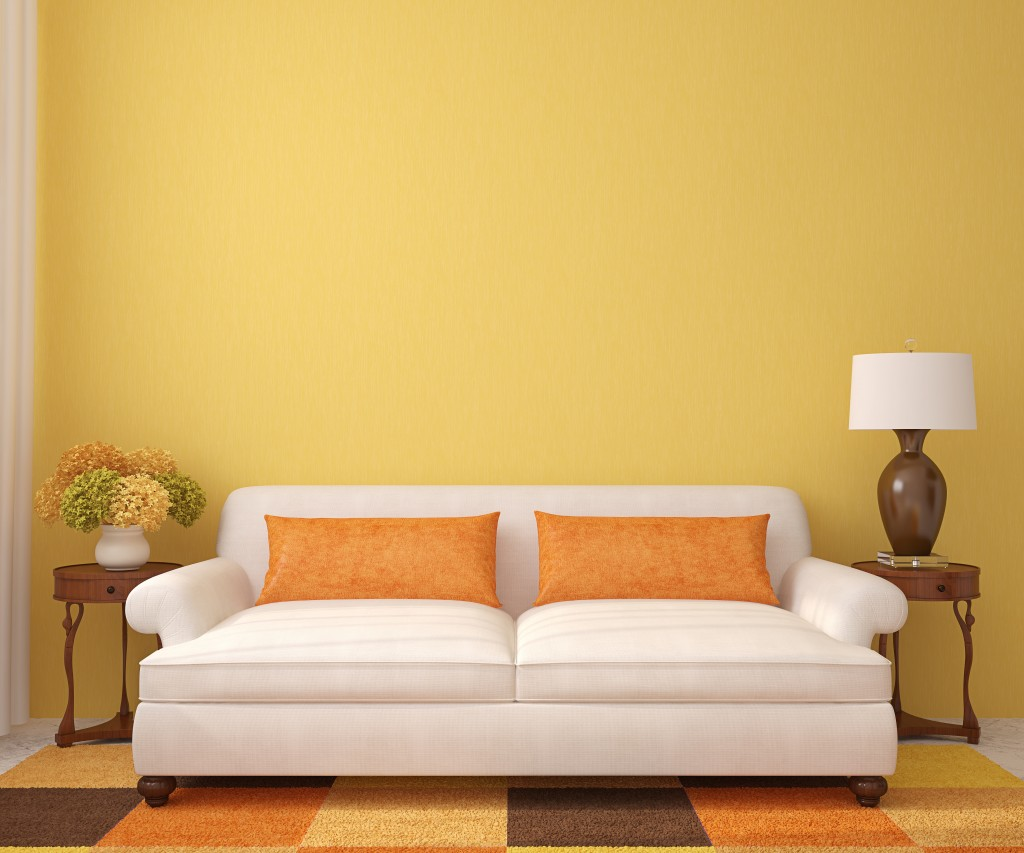 Home Decor Yellow Walls Revamp Your House With The Best Feng Shui Colors This