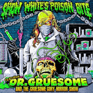 "News Added Feb 25, 2013 Snow White's Poison Bite is a Finnish Horror Rock band from Joensuu. Label: Victory Records Genres: Horror rock, post-hardcore, horror punk, metalcore, pop punk, etc... Members: Allan ""Jeremy Thirteenth"" Cotterill, Tuomo Räisänen, Wili Ala-Krekola, Hannu Saarimaa, Bobo Submitted By Michael Track list: Added Feb 25, 2013 1. Gruesomely Introducing: Dr. […]"