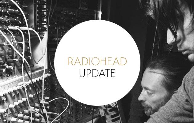 Radiohead Update
