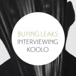 Buying Leaks, An Interview With Koolo
