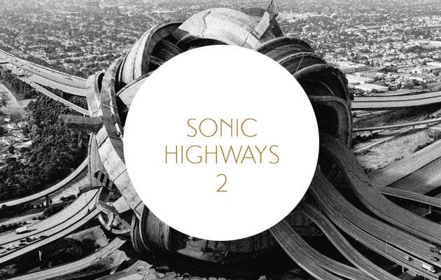 Sonic Highways 2